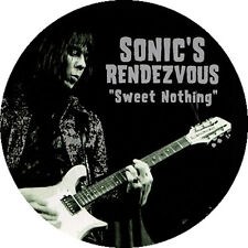 IMAN/MAGNET SONIC'S RENDEZVOUS BAND . mc5 rationals stooges up detroit stooges