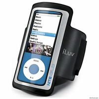 iLUV iPOD NANO 5G 5th GENERATION WORKOUT RUNNING GYM ARMBAND CASE COVER JACKET