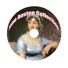 Jane Austen Collection 10 AudioBooks On 1 Disk