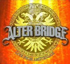 NEW Alter Bridge Live From Amsterdam (Audio CD)