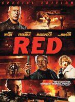 RED DVD Robert Schwentke(DIR) 2010