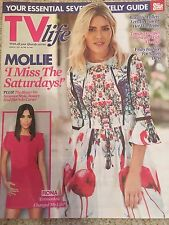 TV Life Magazine June 11 2017 Mollie King Roxanne Pallett Fiona Wade Shane Lynch