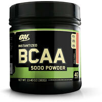 OPTIMUM NUTRITION Instantized BCAA Powder, Keto Friendly Branched Chain Amino
