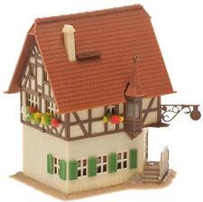 Faller N 232504 Maison d'hôtes Post 80 x 66 x 92 mm Maison à ossature bois