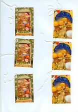 6 Cute Birthday Gift Tags Hedgehog Country Companions Design