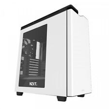 NEW NZXT H440 STEEL Mid Tower Case. Next Generation CA-H442W-W1