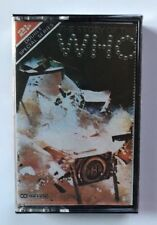 SEALED The Who The Story Of The Who Cassette Tape Spanish Import 2x LP 3577310