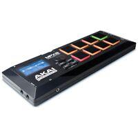 Akai MPX 8   mobiler SD Sample Player   USB/MIDI Controller   MPC Pads   NEU