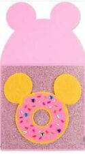 PAPYRUS DISNEY MICKEY MOUSE EAR DONUT MINNIE MOUSE BIRTHDAY CARD