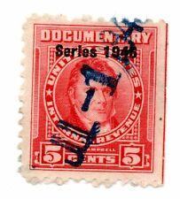 STATI UNITI - RARO FRANCOBOLLO DA 5 CENTS  CAMPBEL  SERIE 1946