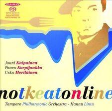 Notkea Keaton / Amuse-bouche / Aikaviiva, New Music