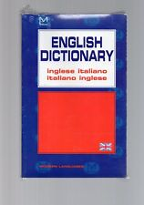 Englisch diccionario inglese/italiano italiano/en lugar de inglés modern