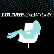 CD Lounge In New York D'Artistes Divers 3CDs