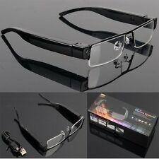 8GB 1080P HD Digital Video Camera Glasses Eyewear Hidden DVR Camcorder