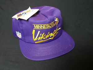 Cap - Minnesota Vikings  - NFL - Vintage