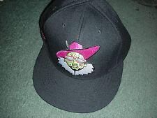 *NEW* SAIKO Headwear Augor 'Zombie Pimp' Fitted Baseball Hat Cap Size 7 5/8