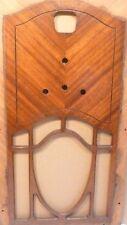 vintage * PHILCO 50 or 51 LOWBOY RADIO: SPEAKER GRILL & CONTROL BOARD 23 & 1/4 h