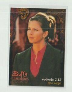 Buffy Vampire Slayer Season 3 Trading Card #36 Charisma Carpenter as Cordelia