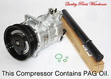 2010-2014 Volkswagen Jetta  Beetle Golf 2.5L A/C Compressor Kit Reman 1yr wrty