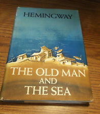 The Old Man and The Sea by Ernest Hemingway - 1952 - HC/DJ