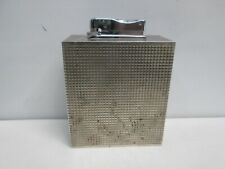 ANTIQUE DECO STERLING SILVER TABLE LIGHTER
