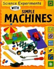 Science Experiments with Simple Machines (Science Experiments (Paperback Frankli