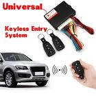 Car Auto Remote Central Kit Door Lock Locking Vehicle Keyless Entry System