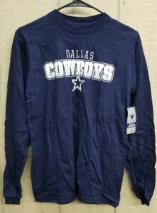 NFL Dallas Cowboys Long Sleeve Youth Sz Med (12-14) D450Y * NEW WITH TAGS