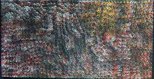 Sharon Numina Thorny Devil Lizard  Aboriginal Art 145cmx75cm w/ COA BLACK FRIDAY