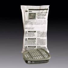 3m 6001 Organic Vapor Replacement Cartridge Various Package Quantities