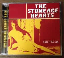 The Stoneage Hearts Guilty As SIN Cd Dom Mariani Stems