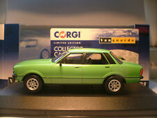 WOW VERY RARE VANGUARDS 1977 1/43 FORD CORTINA 3.0 S MK IV RIGHT HAND DRIVE NLA