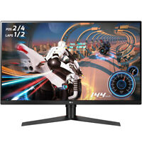 "LG 32"" Class QHD 2560 x 1440 Gaming Monitor w/ FreeSync (32GK650F-B)"