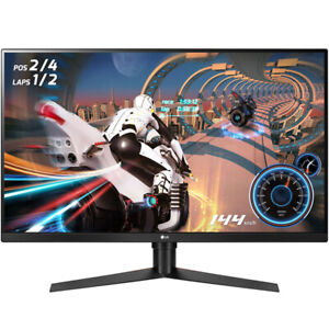 "LG 32"" Class QHD 2560 x 1440 Gaming Monitor w/ FreeSync (32GK650F-B)"