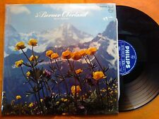 DISCO LP 'S BERNER OBERLAND 3 - PHILIPS 1972 EX-/GD+ SVIZZERA JODEL