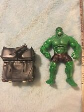 HULK Smash Toy Set. 2003 Hulk Movie
