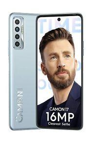 "Tecno Camon 17 (RAM 6GB, 128GB) 6.8""   64MP Camera Dual SIM GoogleplayPhone"
