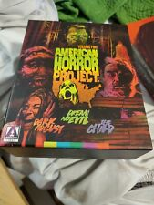 American Horror Project: Volume 2 Limited Edition Blu-ray box set