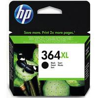 Genuine HP 364XL Black Ink for PhotoSmart 5510 5520 6520 7520 B110a CN684EE