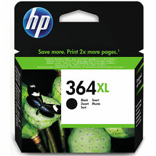 Genuine HP 364XL Black Ink for PhotoSmart 5510 5520 6520 7520 B110a CN684EE