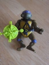 TMNT Ninja Turtle with Shield Playmates Toys - 1988