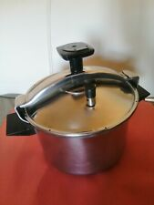 Cocotte Minute SEB 8 Litres en Inox Cuiseur Cuisine