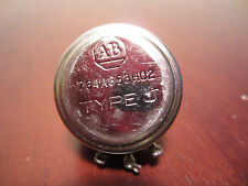 Allen Bradley 764A853H02 Type J Potentiometer