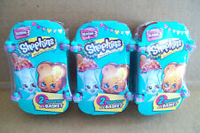 SHOPKINS SEASON 3 LIMITED EDITION COOL JEWEL 2 SHOPKINS IN BASKET (3 SETS)
