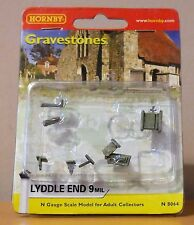 N Gauge Hornby Lyddle End N8064 Gravestones New in Package