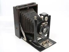 9x12 Plattenkamera Laufbodenkamera mit EXCELLOR Anastigmat 6,3 F:135 ITIER PARIS