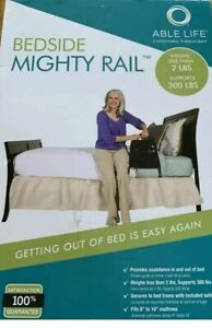 Bedside Mighty Rail ~ by Able Life ~ NIB