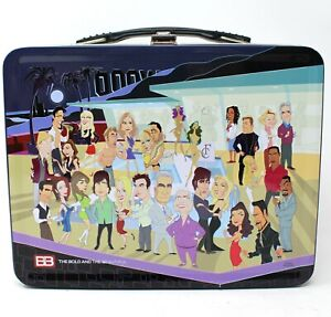 Rare B&B The Bold and the Beautiful Lunch Box Pail with Thermos New