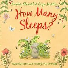 Stewart, Amber, How Many Sleeps, Very Good Book