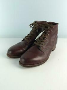 Wolverine Lace-Up  Bordeaux Size NA Fashion boots 5904 From Japan